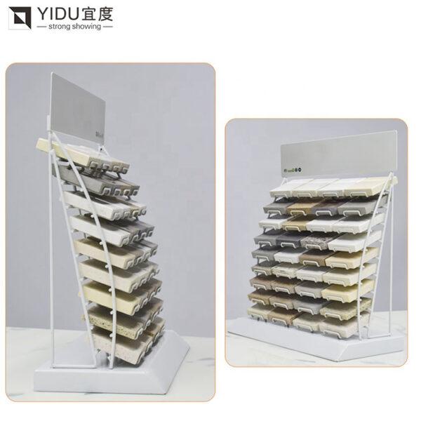 Porelain Ceramic Tile Rack For Desktop Display