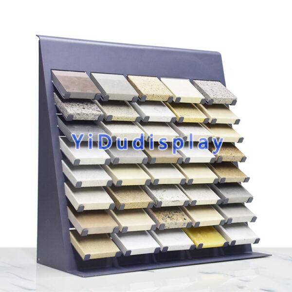 Factory Customized Quartz Stone Countertop Rack