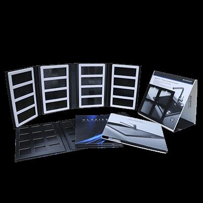Stone Sample Box/book Display