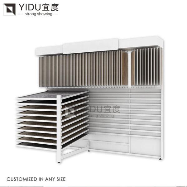 Tiles And Wood Floor Showroom Display