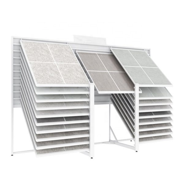 Tilted Tile Display Stand For Sale In Australia