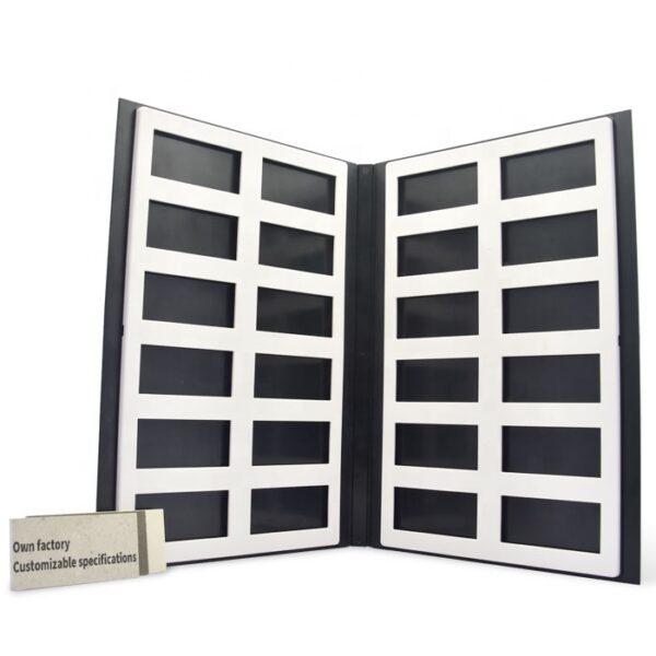 Chinese Custom Ceramic Tile Sample Display Book,2 Pages