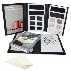 The Best Tile Marble Quartz Stone Granite Sample Folder Supplier