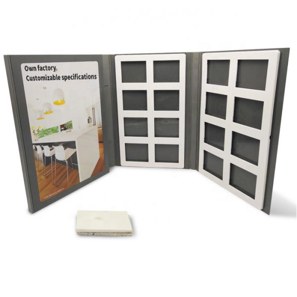 Display Book For Mosaic Tile, 3 Pages