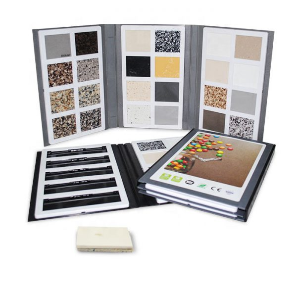 Flooring Tiles Book Display Cardboard Sample Books Wholesale
