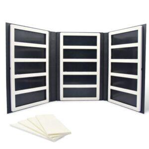 3-page Ceramic Tile Plastic Sample Folder For Sale