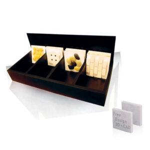 Wooden Mosaic Tile Sample Display Box
