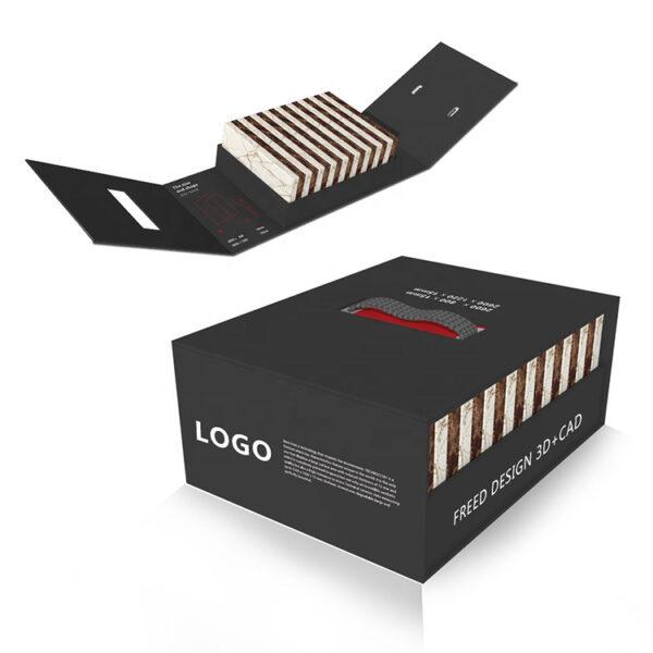 Quartz Sample Portable Box Promotion
