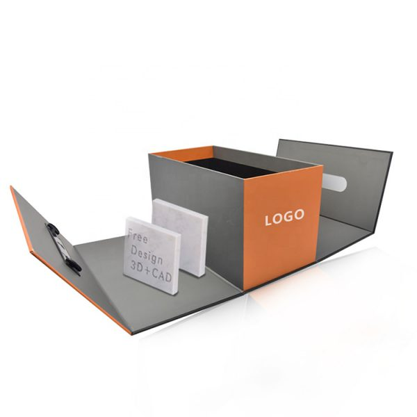 Marble Sample Packaging Box Supplier