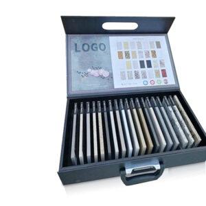 Mosaic Tile Sample Portable Display Box Wholesale