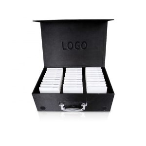 Floor Tile Marble Sample Portable Display Box With Logo