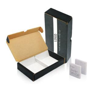 Porcelain Tile Sample Cardboard Packaging Box Display