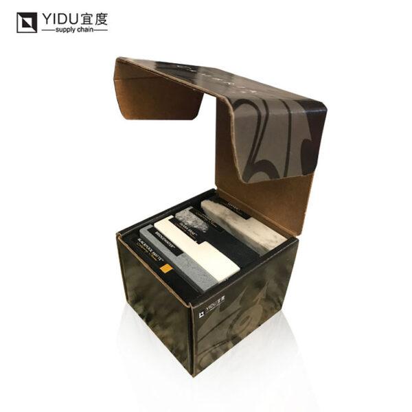 New Hot-selling Granite Sample Display Box
