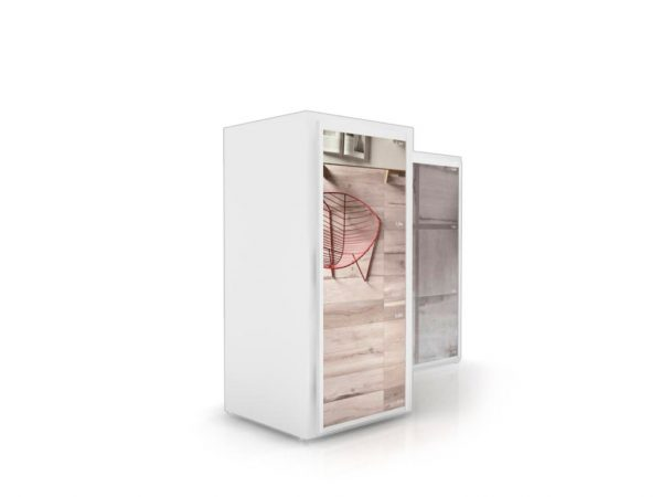 Sliding Display Unit For Displaying Ceramic Floor And Wall Tiles