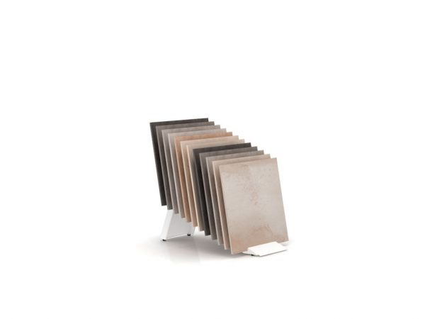 Display Stand For Small Ceramic Tiles