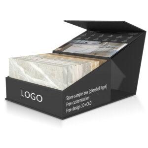 Wholesale Granite Quartz Stone Sample Box