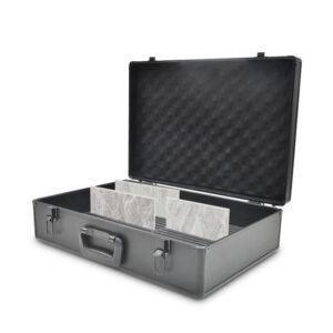 Wholesale Rock Slab Tile Granite Marble Suitcase Stone Sample Box