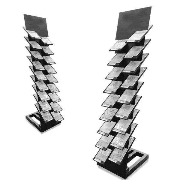 Ceramic Tile Display Racks,Porcelain Tile Display Stand