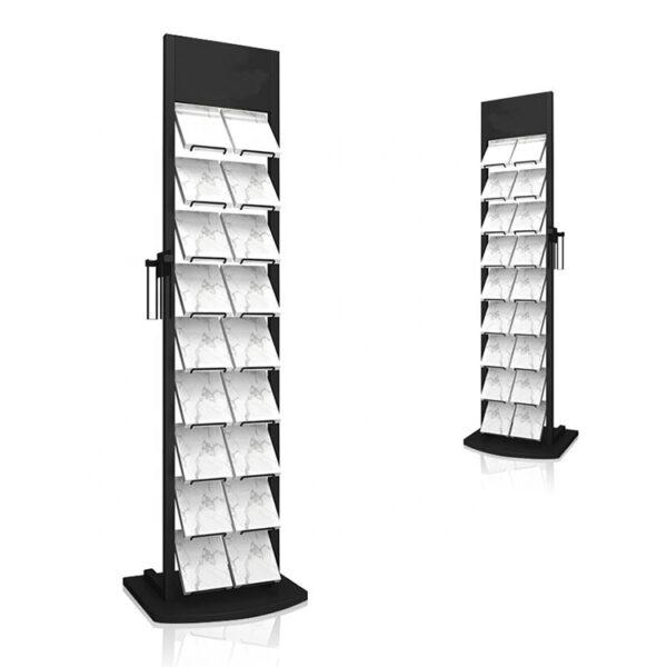 Tile Sample Display Rack Marble Quartz Stone Metal Display Rack