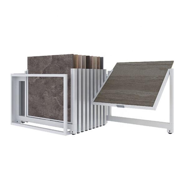 Rotating Ceramic Tile Display Stand 2021 Latest Model