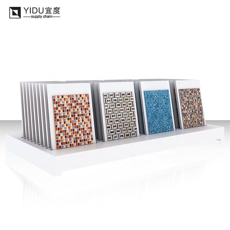 Mosaic Tile Sample Display Stand