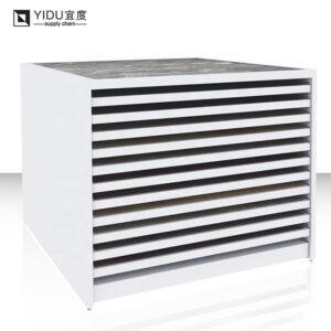 Ceramic Tile Display Cabinet