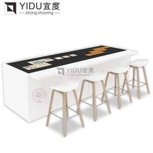 Display Stand For Ceramic Tile Marble Quartz Stone Drawer Display Cabinet