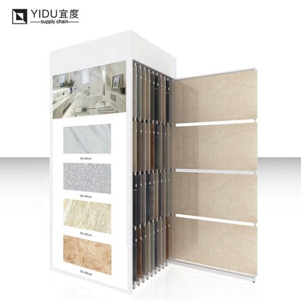 Hanging Plate Display Rack For Tile Marble Granite Display