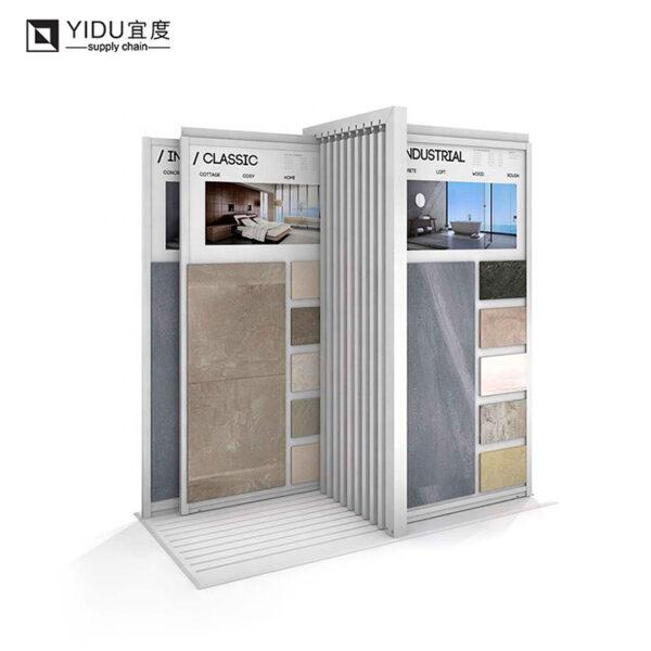 Granite Tile Display Rack,Slide Tile Display Rack