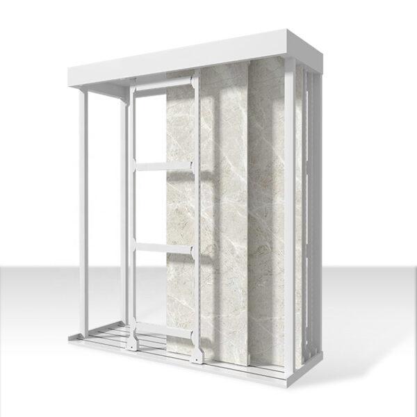 300x300 Sliding Tile Display Rack Factory Wholesale