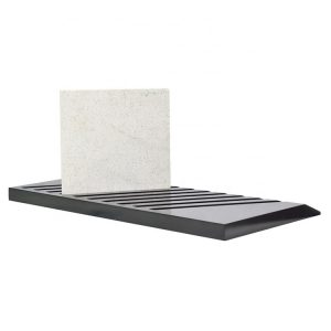 Tabletop Display Rack For The Display Of Quartz Stone Marble Tiles