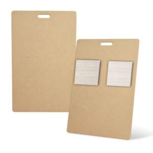 Hot Sale Flooring Sample Board Portable Mdf Panel Display