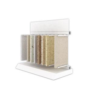 Quartz Countertop Display Rack For Sale