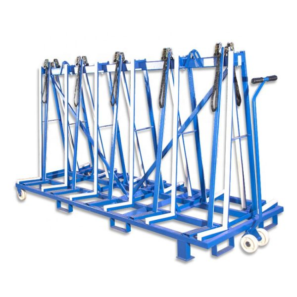 Custom A Frame Slab Transport Rack
