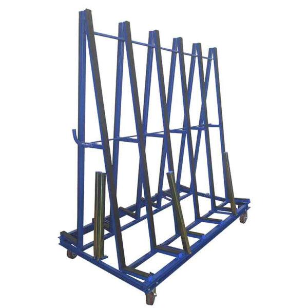 A-frame Transport Racks For Glass And Granite