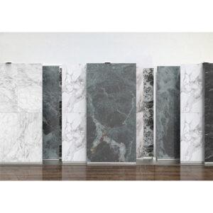 Stone Slab Retail Display Rack For Stone Tile