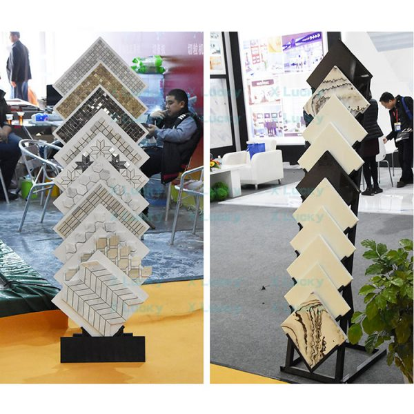 Stone Sample Display Racks Uk,Tile Quartz Stone Metal Shelf