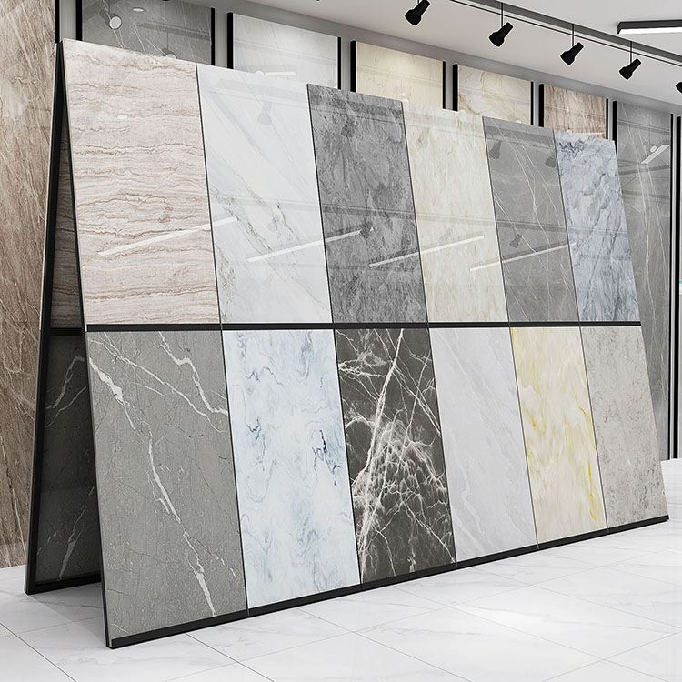 Multifunctional Ceramic Tile Sample Board Display Stand 600x800