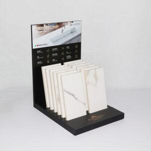 Quartz Stone Counter Display Rack Case
