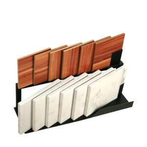 Countertop Display Rack For Ceramic Tile Wood Floor Mosaic Display