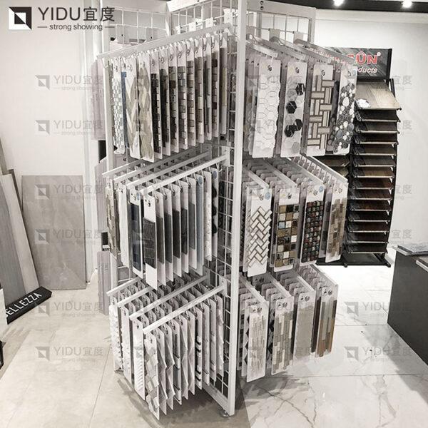 Mosaic Tile Metal Display Stand Wholesale