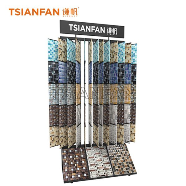Mosaic Flip Display Stand Wholesale MF001