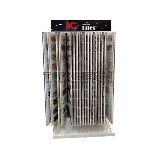 Mosaic Flip Display Stand Customization MF002