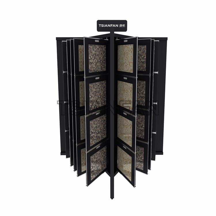 Showroom Mosaic Tile Display Rack