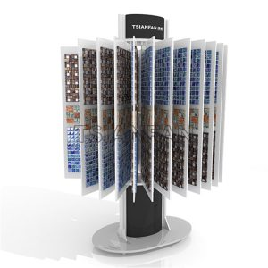 Beautiful Mosaic Tile Display Stand With Tray MF010