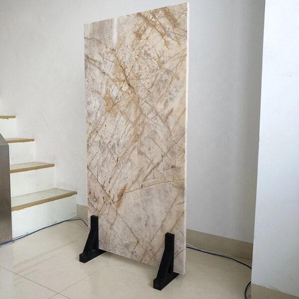 Quartz Stone Slab Display Rack