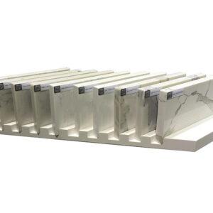 Ceramic Tile Tablet Display Stand For Showroom